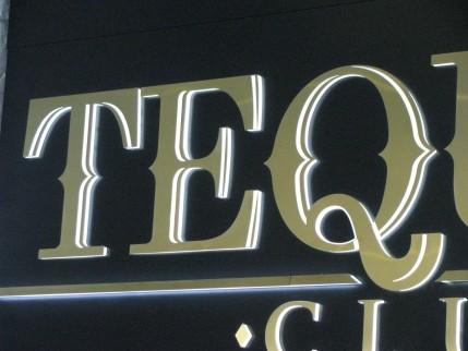 Светеща реклама TEQUILA Club