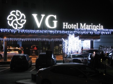 VGoup Marinela-Светещи Реклами-Farco.bg