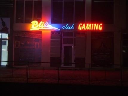 """Blitz club"" GAMING"