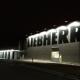 Liebherr - фасаден надпис