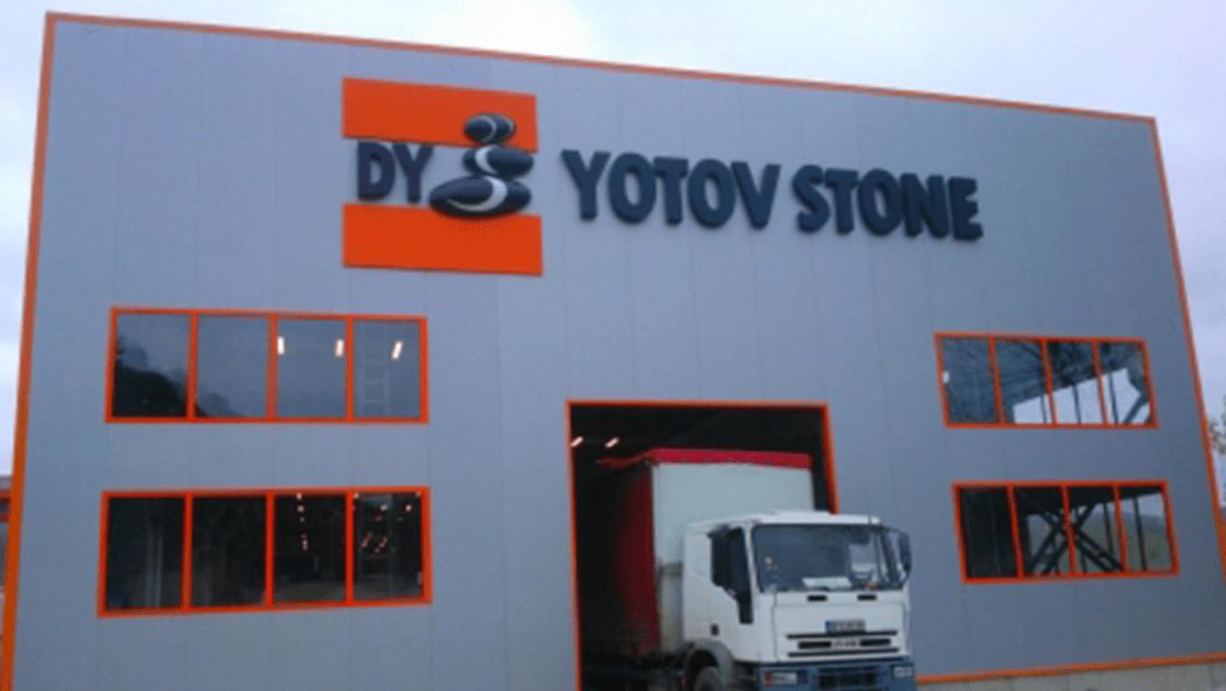 Обемни букви YOTOV STONE