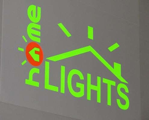 Изложбен щанд Home Lights