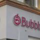 Обемни букви Bubbtea