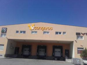 Светещи букви Cangaroo