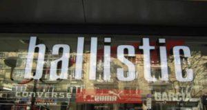 Светещи обемни букви Ballistic