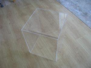 Плексигласова кутия