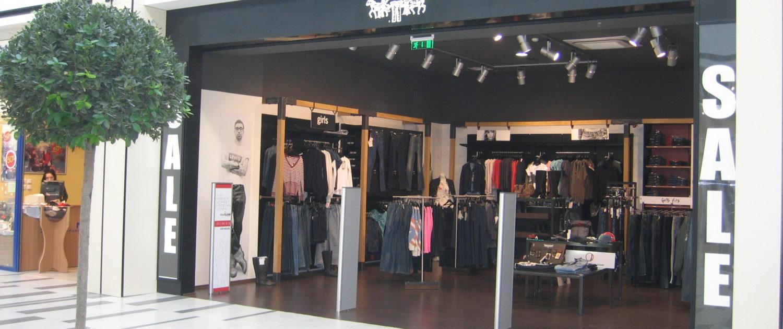 """Брандиране Магазин LEVI""""S"""