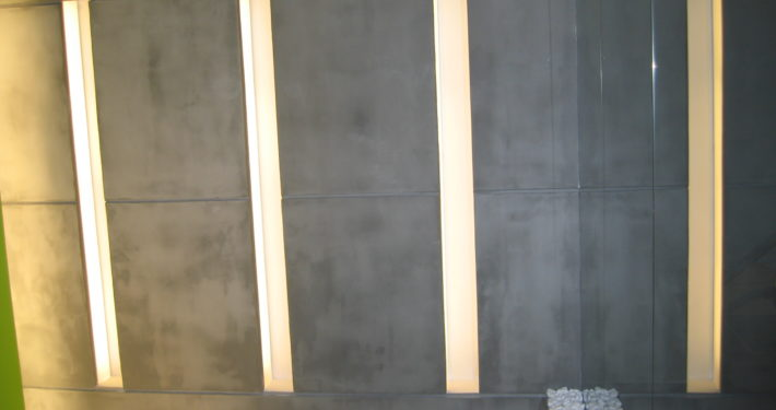Светещи интериорни елементи - ниши
