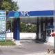 Външна реклама - бензиностанция NPC