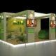 3D визуализация - Изложбен щанд Адис