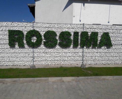 Надпис - Rossima