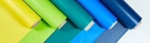Рязане на PVC фолио