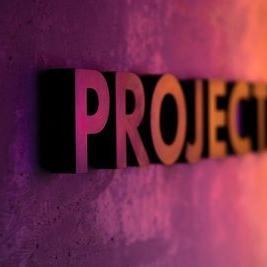 Обемни букви 21 - проект