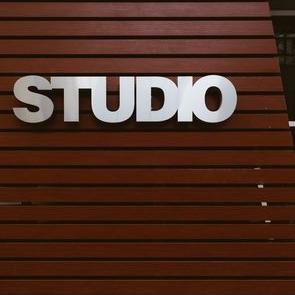 Обемни букви 22 - студио