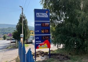 Светещ тотем Petrol